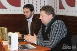 В Харкові презентували два видання Богдана Ігоря Антонича (фото)