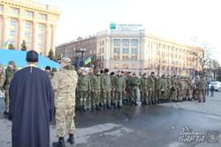 Батальйон «Харків» вирушив до зони АТО (фото)