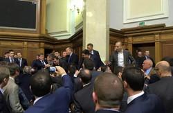 Як нардепи «розважалися» сьогодні у парламенті (відео, фото)