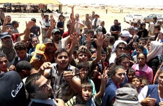 Число біженців в 2015 році зросло до 60 мільйонів