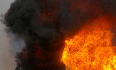 Вранці відбулася пожежа на одеському хімічному заводі