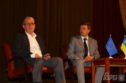 «10 задач розвитку ХНУРЕ». У Харківському національному університеті радіоелектроніки обсудили майбуття ВИШу (фото)