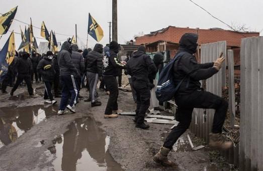 ГК «Азов» прокоментував акцію протесту у Краснокутську