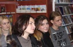 Вечір україномовної поезії та прози в книгарні «Є»