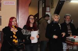 В Харкові пройшов вечір україномовної поезії та прози (фото)