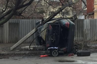 Через ДТП в Харкові була знеструмлена вулиця