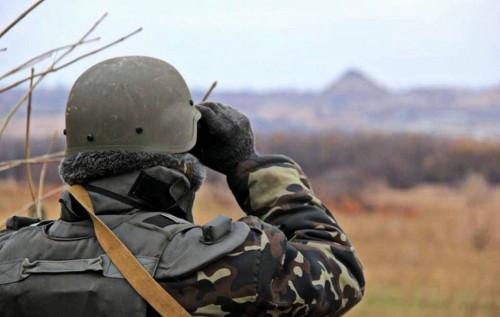 Бойовиками був обстріляний пункт пропуску «Золоте»