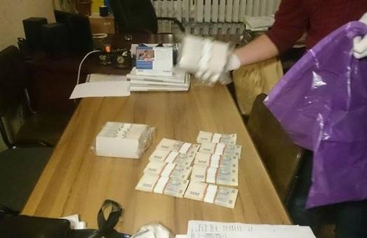 Чиновницю Одеської ОДА спіймали на півторамільйонному хабарі