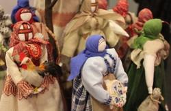 В «Бузку» стартувала виставка авторських іграшок