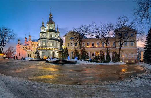 У церквах Харкова відбудуться різдвяні літургії
