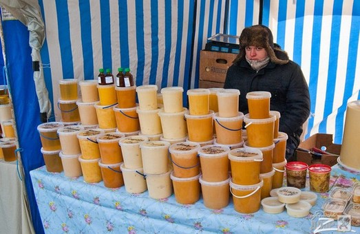 Які товари та харчі можна придбати на Різдвяному ярмарку у місті (фото)