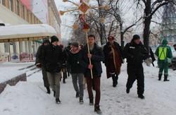 До міста завітав студентський вертеп зі Львова
