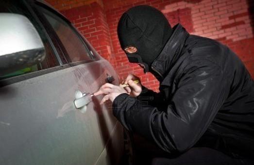 У Харкові зловили чоловіка, який грабував автівки