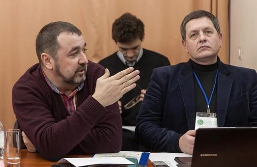 Круглий стіл «Корупція STOP!» - генеральная підготовка до Антикорупційного Форуму в Харкові (фото)