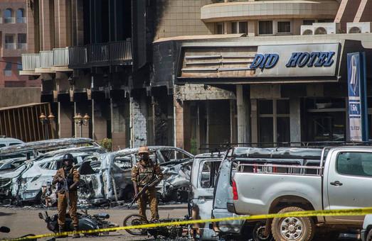 Теракт в Уагадугу