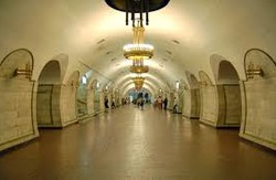 Анонім пожартував і у Києві. У столиці сьогодні замінували підземку