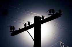На Дніпропетровщині чимало багатоповерхівок залишилось без електрики