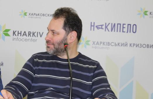 Заступник голови коордради ГО «Зелений фронт» Олександр Богданіс