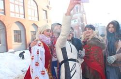 У Харкові на один день вулиця Гоголя стала пішохідною