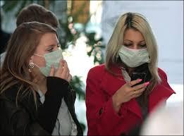У Харкові у зв'язку з ГРВІ та грипом працівники закладів, де є масове скупчення людей, мають ходити у пов'язках