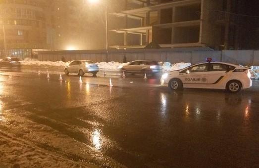 На вулиці Отакара Яроша жінку збила автівка