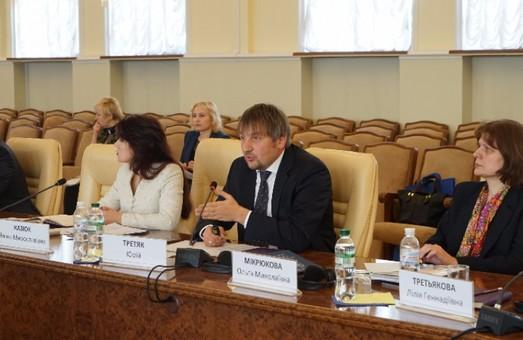 Під час круглого столу з питань децентралізації влади у Києві розповіли про суть нової регіональної політики