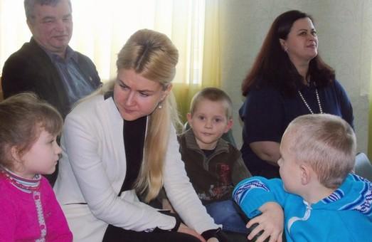 Світлична розповіла, як вдалося врятувати центр реабілітації дітей в Ольховатці (фото, відео)