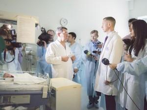 Харківські лікарні отримали медобладнання від фонду Бориса Ложкіна