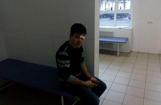 З'явилися подробиці побиття активістів на Чернишевській