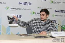 Нещодавній напад на себе Дмитро Олійник пов'язує з власною громадською діяльністю (фото)