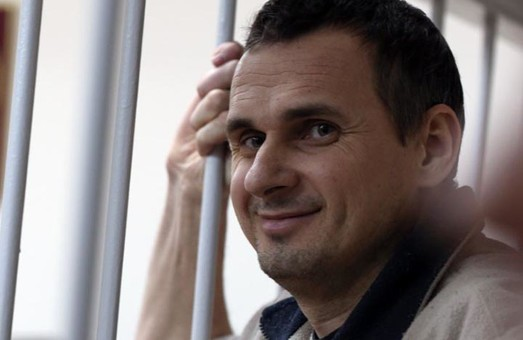 Олег Сенцов став лауреатом премії України ім. Шевченка