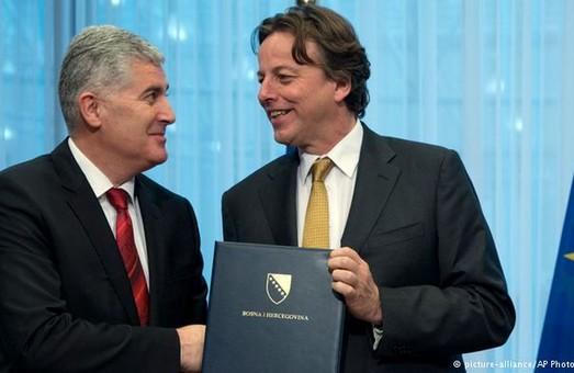 Герцеговина та Боснія мають вступити до ЄС. Відповідну заявку вже подано