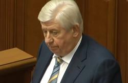 Україна залишилася без генпрокурора. Шокін звільнився