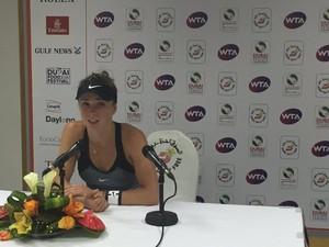 Як Світоліна розгромила Чепелову в першому колі турніру в Дубаї