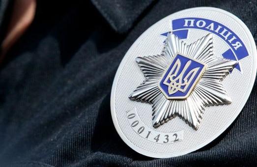 У Києві проходить мітинг на підтримку поліції