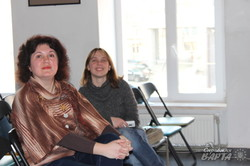 Про сучасну українську літературу та її проблеми (фото)
