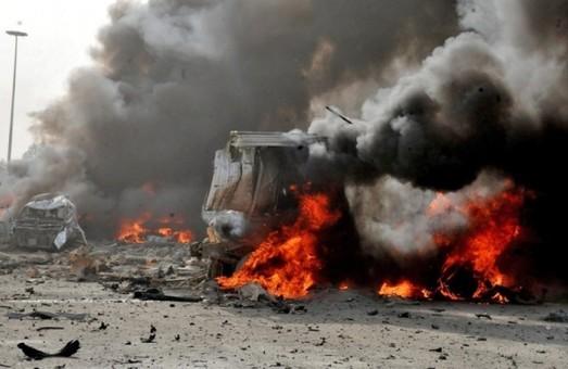 У Сирії через подвійну диверсію  загинули люди