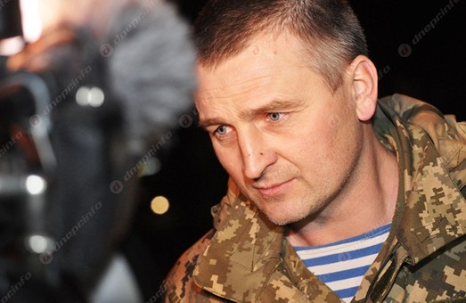 У Дніпропетровськ з сепаратистського полону повернулися два вояки