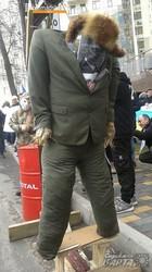 В Одесі намагалися штурмувати російське посольство