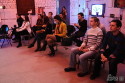 «Тарас one love»: арт-вечірка в ХудпромЛофті (ФОТО)