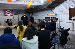 На честь дня народження Кобзаря у Харкові влаштували вечірку «Тарас one love» (фото)