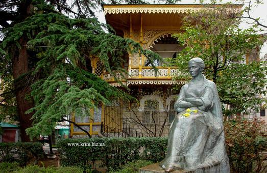 У Криму закрили Музей Лесі Українки