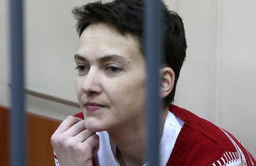 Лікарі не змогли оглянути Савченко