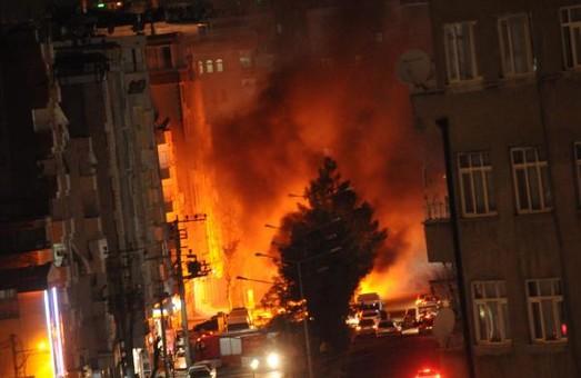 У Туреччині відбулися масові зіткнення