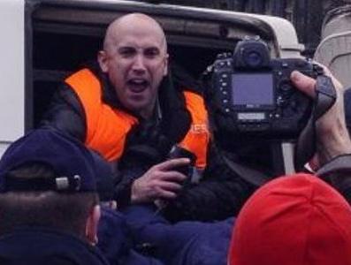 У Латвії був затриманий пропагандист Russia Today Грем Філліпс