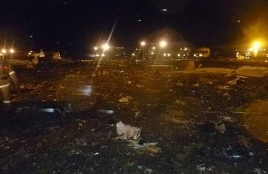 У Ростові трапилася авіакатастрофа. Серед загиблих були українці