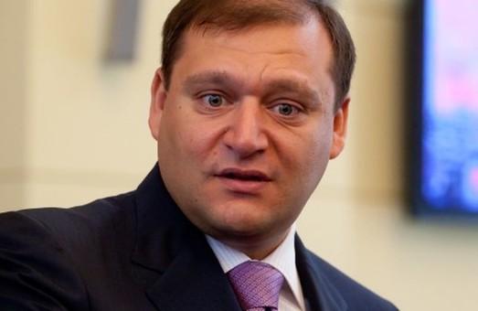 Добкін незадоволений візитом Порошенко