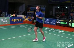 Харківська спортсменка виборола «бронзу» європейської першості