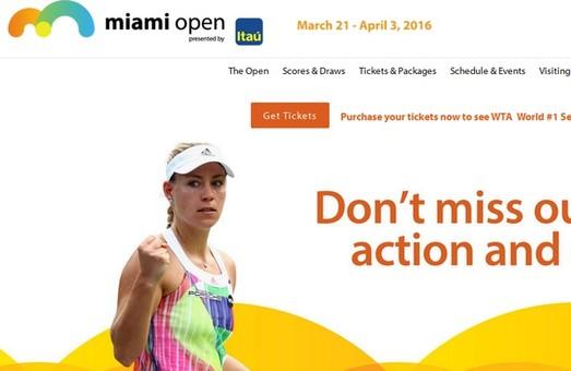 Харків'янка обійшла екс-чемпіонку світу на тенісному турнірі в Майамі