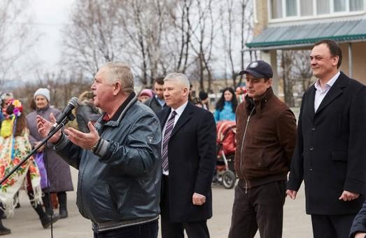 Перша об'єднана громада Харківщини обрала депутатів та голову ради